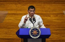 Philippine President accepts 2022 vice presidential nomination