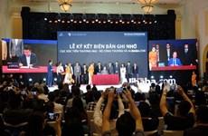 Vietrade, Alibaba.com shake hands in supporting SMEs to overcome COVID-19