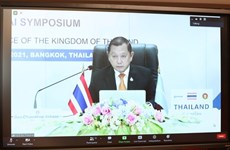 57th ASOSAI Governing Board Meeting successfully held