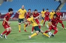 Vietnam lost to Australia but did good job: coach Park