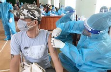Binh Duong province speeds up COVID-19 vaccination