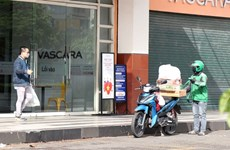 HCM City allows food and drink takeaway services