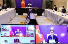 Laos proposes measures to enhance GMS cooperation amid COVID-19