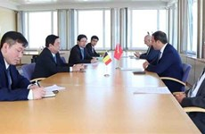 Vietnam wants to bolster agricultural cooperation with Belgium