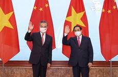 Vietnam treasures relations with China: PM Pham Minh Chinh