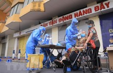 Vietnam reports 11,478 COVID-19 cases on September 12