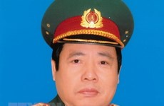 State funeral held for General Phung Quang Thanh