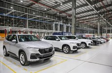 Vietnam's automobile sales slip to record low due to COVID-19