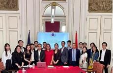 Vietnamese Students' Association in Europe established