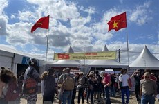 Vietnam's image introduced at French newspaper's festival