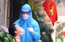 Hanoi reports 22 new COVID-19 cases on September 13 morning