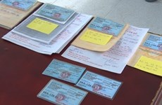 Chinese man prosecuted for using fake personal papers