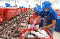 Aquatic product exports plunge during social distancing