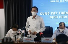 HCM City extends social distancing till September 30