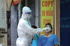 Hanoi reports 15 new COVID-19 cases, mostly in quarantine areas