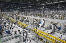 Indonesia's manufacturing value added reaches 281 billion USD
