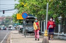 Laos continues recording COVID-19 cases in community