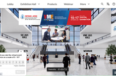 Two supporting industry exhibitions open online