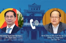 Vietnam thanks Guangxi for presenting vaccine against COVID-19