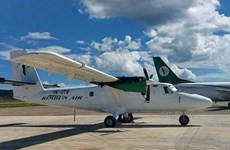 Indonesia: Crashed cargo plane found in Wabu mountains