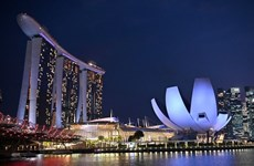 Singapore expects positive recovery in year's latter half