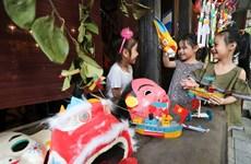 Online exhibitions to thrill children on Mid-Autumn Festival