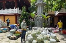 Vietnam News Agency correspondents active in pandemic's charity work