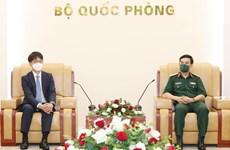 Vietnam, RoK agree to boost defence ties