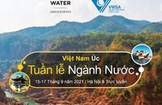 Vietnam, Australia share experience in water sector's development