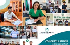 Four Vietnamese digital transformation projects receive Australian funding