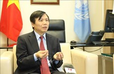 President's presence at UNGA 76 shows Vietnam's responsibility and commitment: Ambassador