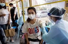 Indonesia, Philippines receive further COVAX vaccine aid, Thailand steps up vaccination