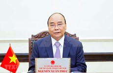 President sends letter to constituents in HCM City