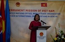Vietnam's National Day celebrated in Geneva