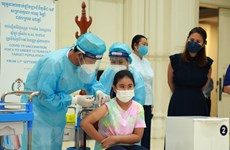 Cambodia inoculates over 12 million people, Thailand speeds up vaccinations