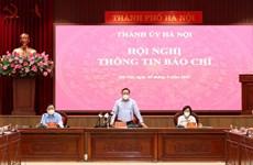 Hanoi removes zoning, travel permits from September 21 morning