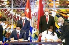 Vietnam, Cuba enhance collaboration in information-communications