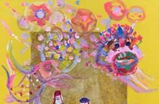 Mid-Autumn Festival artworks on virtual display