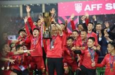 Vietnam to compete in AFF Suzuki Cup's in Group B