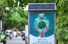 """Vietnam responds to """"Clean up the world"""" campaign"""