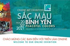 Online art exhibition encourages people's spirit during pandemic