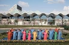 Significant role of Vietnamese ao dai honoured in online exhibition