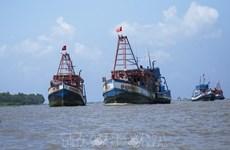 Kien Giang aims to end IUU fishing in 2021