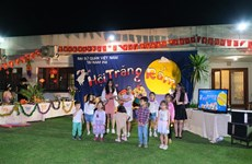 Mid-Autumn Festival celebrated in South Africa, Russia