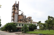 Sales of Vietnamese cement products rise amid COVID-19 pandemic