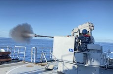 Singapore, Indonesia navies conclude bilateral exercise Eagle Indopura