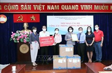 HCM City receives 4 million test kits worth 16.38 million USD