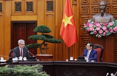 Vietnam always considers France an important partner in its foreign policy: PM