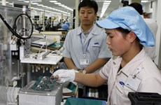 RoK firms pour 2.43 billion USD into Vietnam in eight months