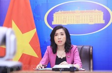 Countries have responsibility to contribute to regional, global peace: spokesperson
